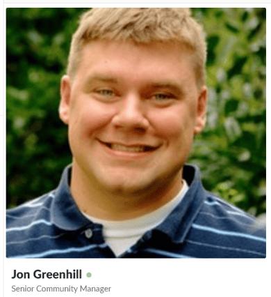 jon greenhill